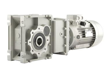 Gamme réducteurs orthogonaux : Motoreducteur orthogonnal aluminium Transtecno