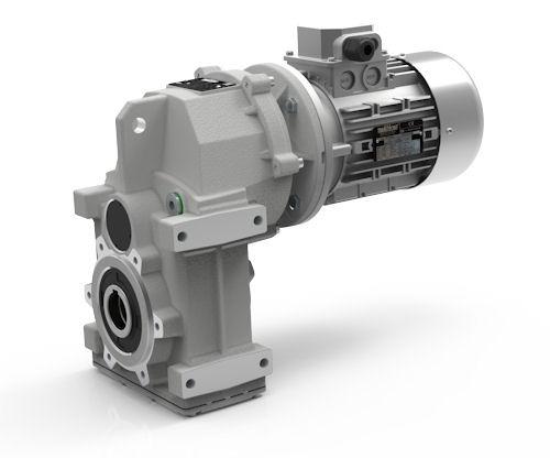 Motoréducteurs pendulaires : version aluminium Transtecno série ATS