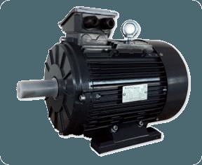Gamme moteurs & Réducteurs : Moteur électrique triphasé