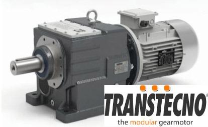 Réducteurs coaxiaux : Motoréducteur Coaxial fonte Transtecno