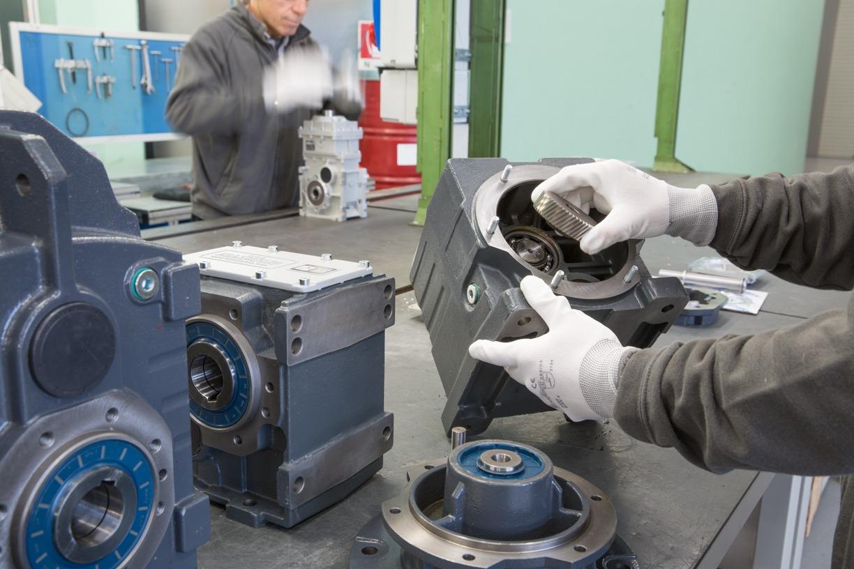 Transmission Aquitaine certifié centre de montage TRANSTECNO