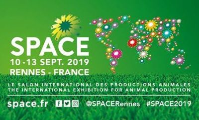Transmission Aquitaine au Salon SPACE, 2019