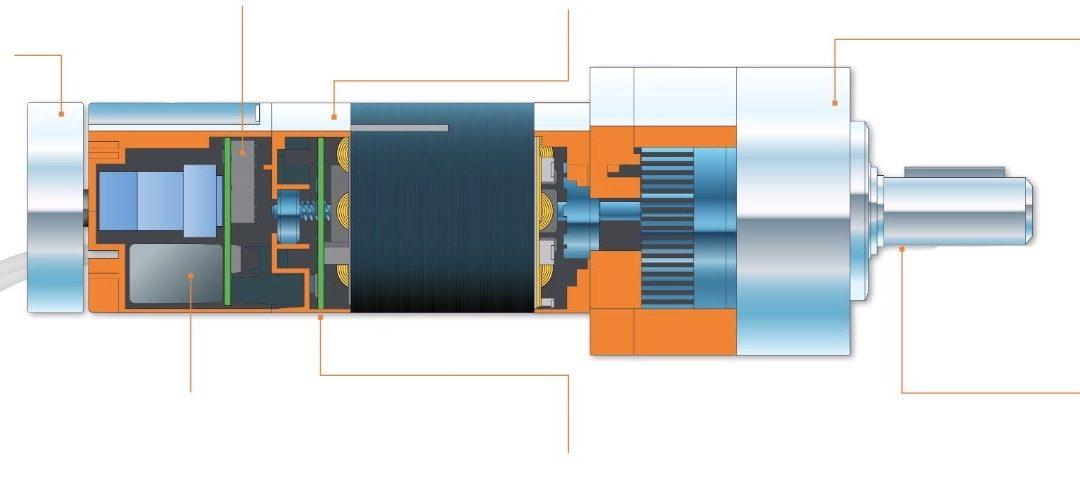 CROUZET Motors : pourquoi choisir la gamme DCmind Brushless  ?