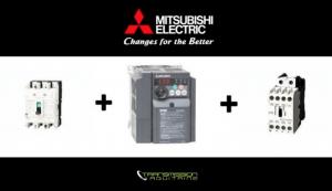 Offre promotionnelle Mitsubishi variateurs de fréquence