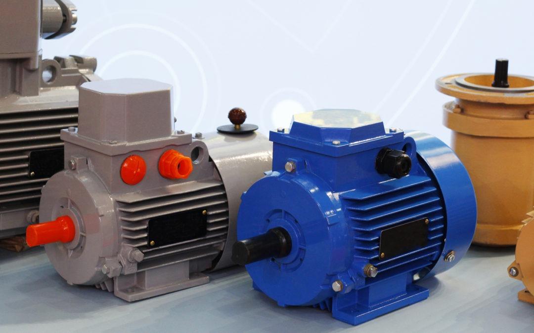 moteur triphasé